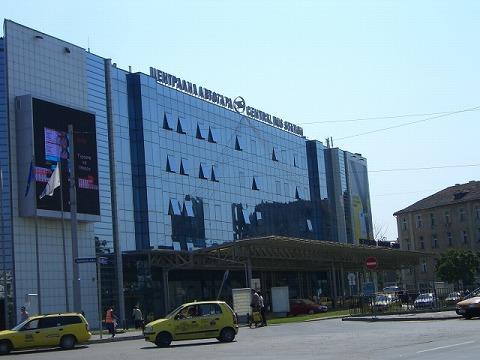 中央バスターミナル