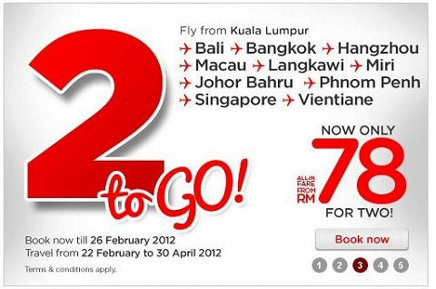 Lowest Fare, Best Low Cost Airline - AirAsia